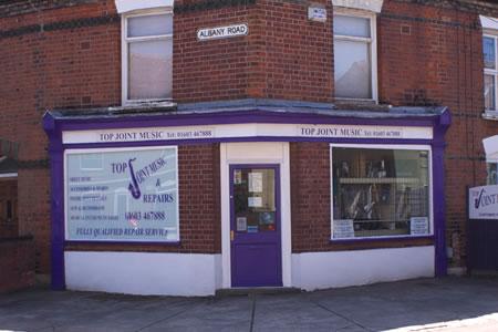 Our Norwich shop