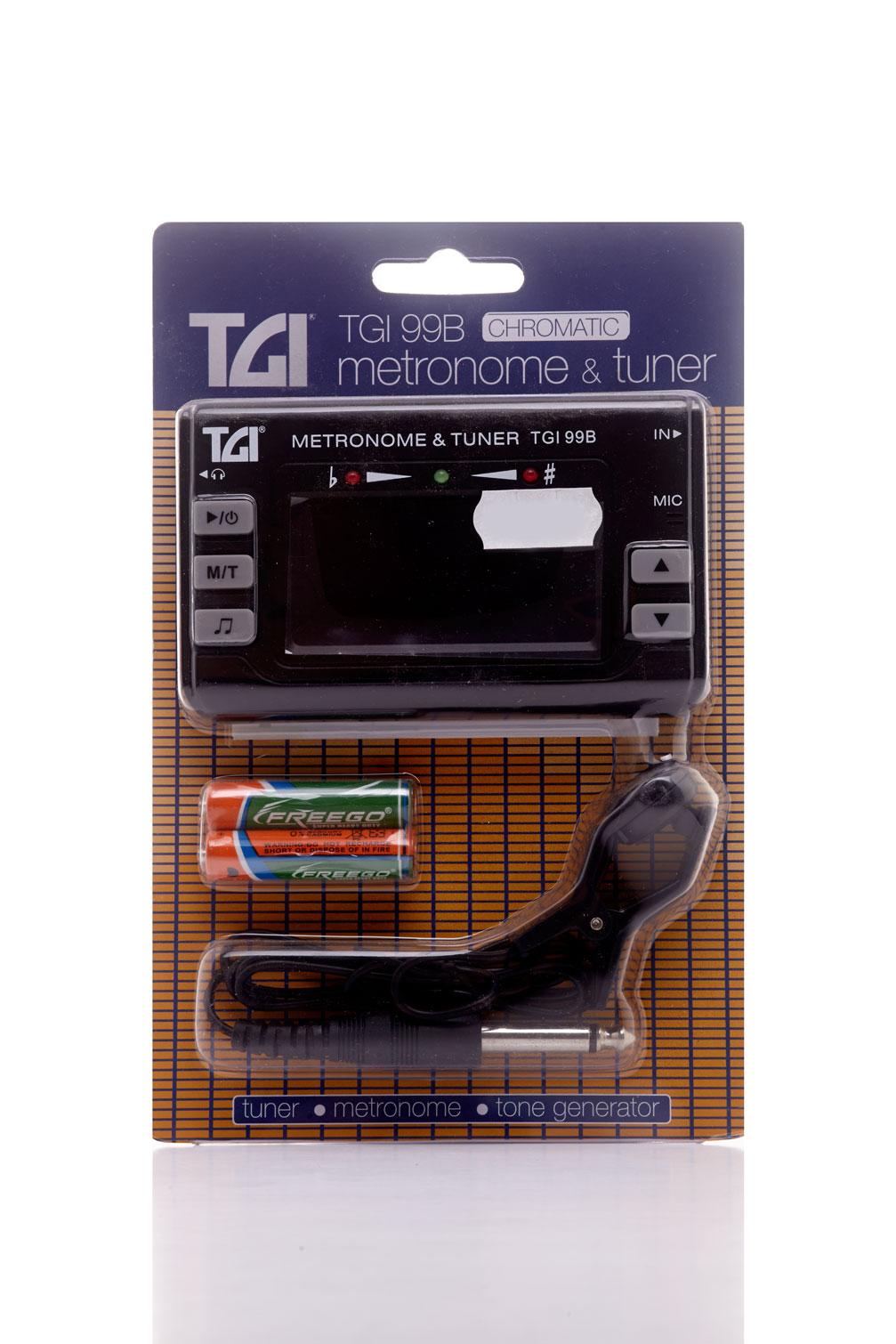 Mini Chromatic Metronome & Tuner