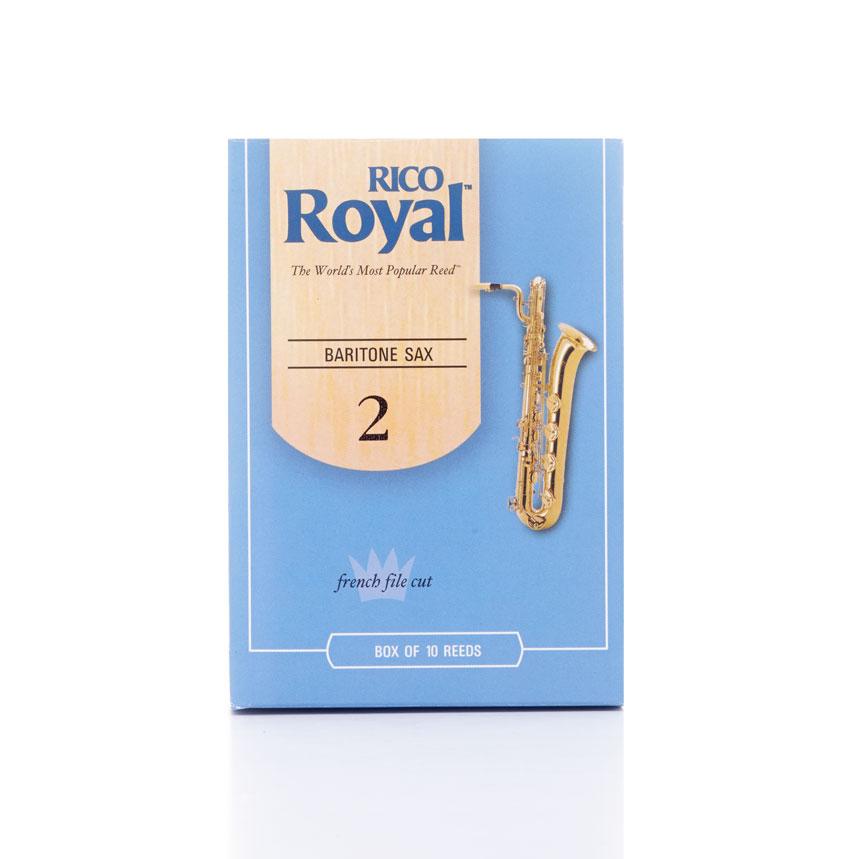 Rico Royal Baritone Reeds
