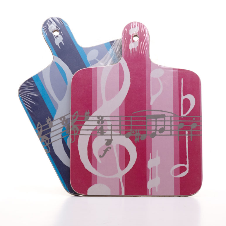 Musical Chopping Board